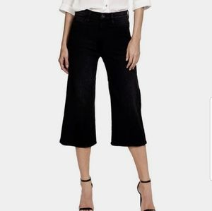 Cult of Individuality Vintage Black Cropped Jeans